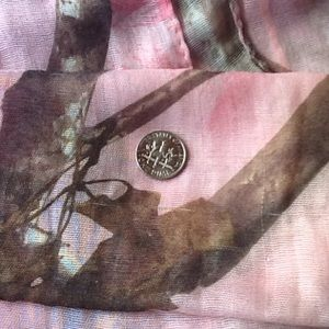 🆑earance ✅🐸 FREE Real tree CAMO scarf Large pink